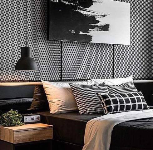 Bed:  ตกแต่งภายใน by interir design work