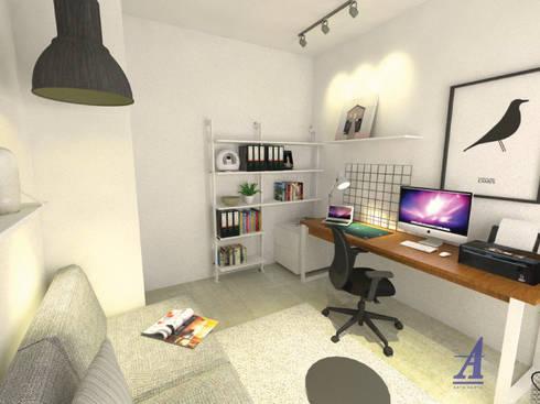 GRAND WISATA - BEKASI, INDONESIA:  Office spaces & stores  by Asta Karya Studio