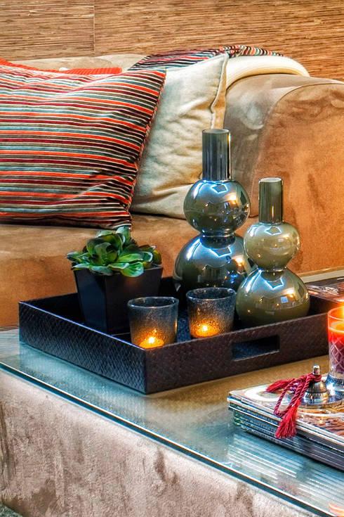 Projects Details: Salas de estar modernas por Andreia Abrantes