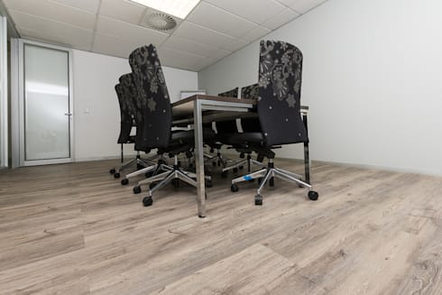 Leon Carpets for ESI Attorneys:  Commercial Spaces by Wanabiwood Flooring