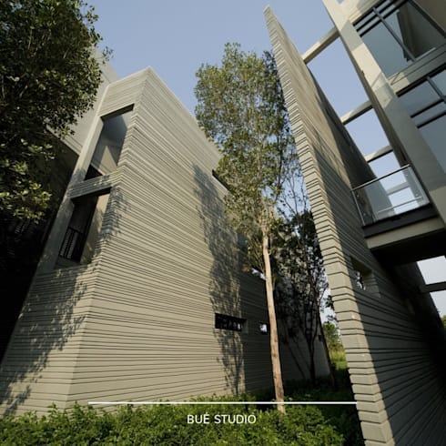 Private Residence @ Malaysia:  ตกแต่งภายใน by Bue Studio Co.,Ltd.