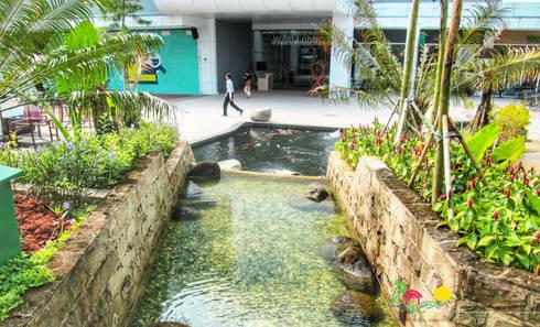 SCIENTIA SQUARE PARK, GADING SERPONG:  Pusat Perbelanjaan by PT. Kampung Flora Cipta