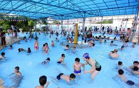 Thiết kế thi công hồ bơi trẻ em:   by GiaThinhPool & SPA
