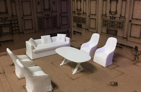 LOFT板材波蘭高端品質,現代簡約_意大利之家:  牆壁與地板 by 北京恒邦信大国际贸易有限公司