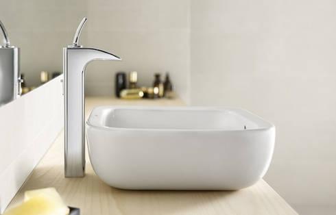 ROCA衛浴西班牙現代衛浴设计_意大利之家:  衛浴 by 北京恒邦信大国际贸易有限公司