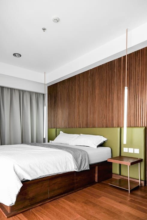 Guest Bedroom:  Kamar Tidur by FIANO INTERIOR