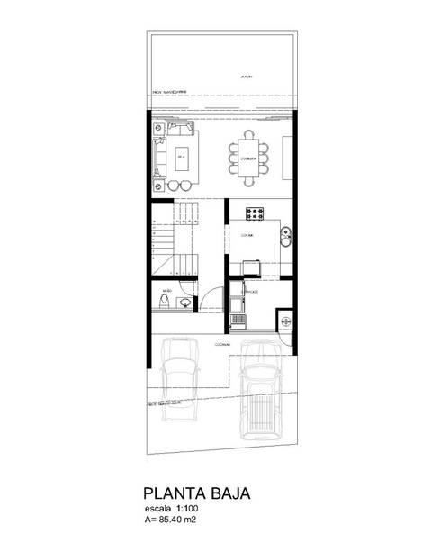 Altavista Residencial: Casas de estilo  por TaAG Arquitectura