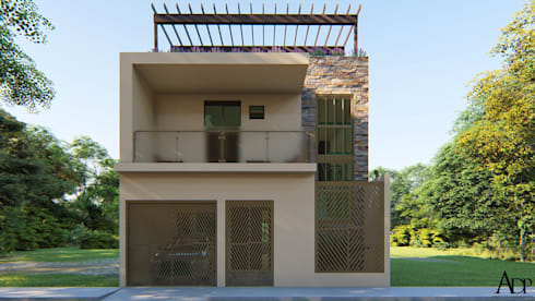 by Arquitectura + Diseño Proyectual