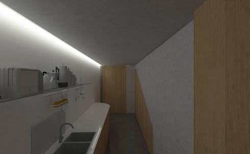 Dapur :   by studio moyn