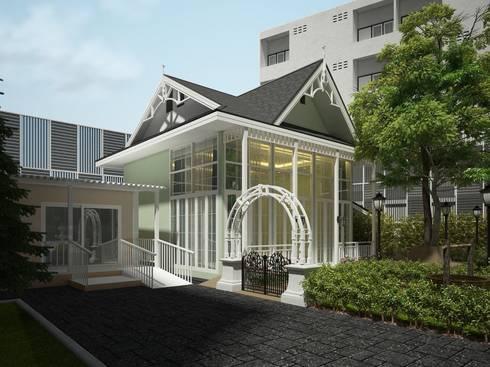 บริษัท รับเหมาก่อสร้างบ้าน อาคาร โรงงาน ออกแบบ รีโนเวท ตกแต่งภายใน งานสร้างบูท ออกบูท  ครบวงจรการก่อสร้างในที่เดียว :   by BTC (THAI)