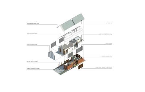 BUILDING ASSEMBLY:   by MANA ATELIER CO.,LTD