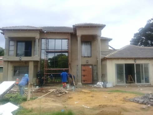 Building A Residential House:   by BC Construction