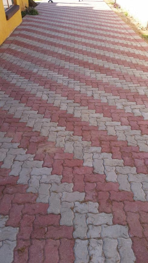 Paving :   by BC Construction
