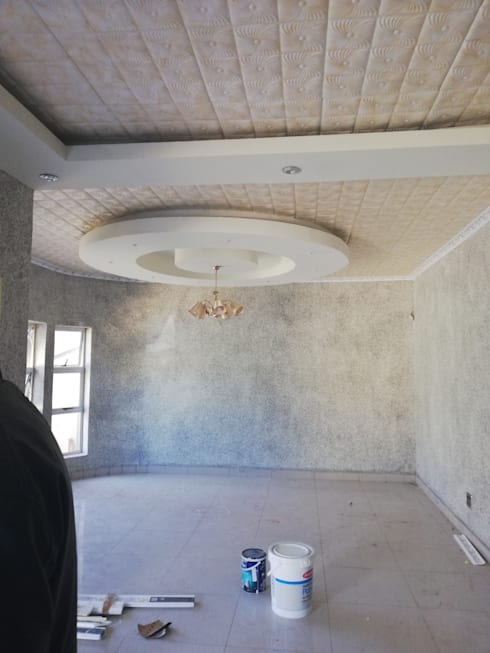 Ceiling:   by PSM TECH ALUGLASS