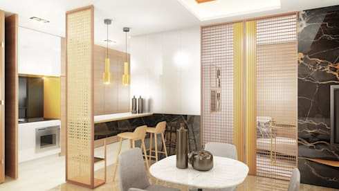 Kitchen:  Dapur by Co+in Collaborative Lab