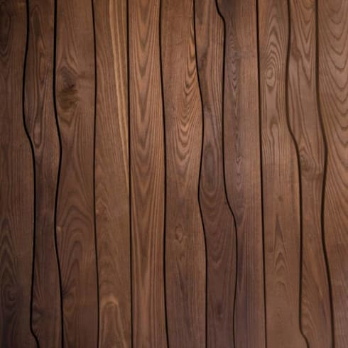 Luxurious Decking:  Walls & flooring by Motama Interiors and Exteriors