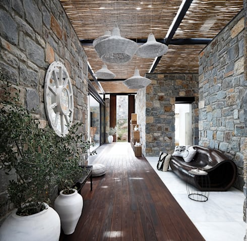 Various Products:  Walls & flooring by Motama Interiors and Exteriors
