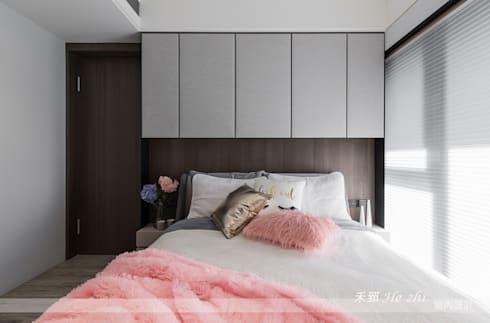 鑽石語彙:  臥室 by 禾郅 室內設計
