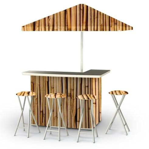 Advantages of having Portable Party Bars and Portable Game Tables:  Garden  by Perfect Home Bars