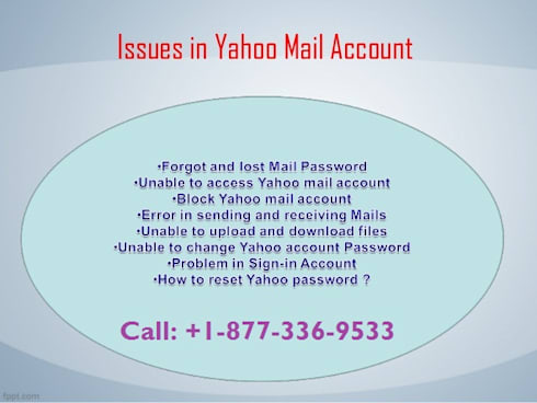 Issues in Yahoo Mail Account   Resolve Yahoo Mail Support +1-877-336-9533:  Windows by Yahoo Mail Customer Support Number +1-877-336-9533