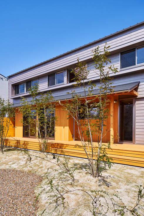 Houses by 梶浦博昭環境建築設計事務所