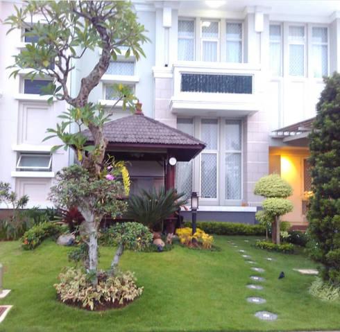 Jasa Tukang Taman Surabaya – Flamboyanasri:  Kantor & toko by flamboyanasri