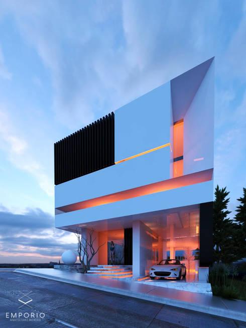 Biệt thự by EMPORIO Arquitectura e Ingenieria