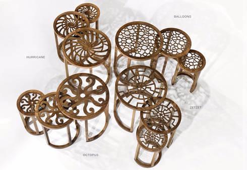 MOBI家具現代高端進口家具,高端品質設計:  室內景觀 by 北京恒邦信大国际贸易有限公司