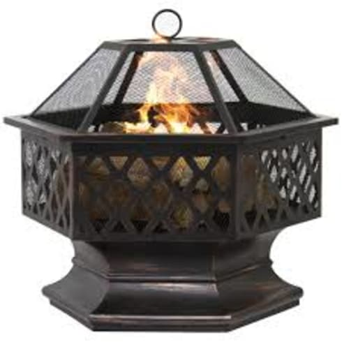 A Guide to Picking Fire Pits:  Shopping Centres by Teacher &  Writer