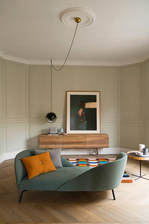 Meritxell Ribé - The Room Studio의  서재 & 사무실