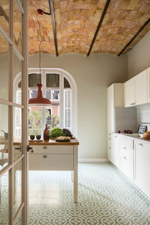 Built-in kitchens by The Room Studio