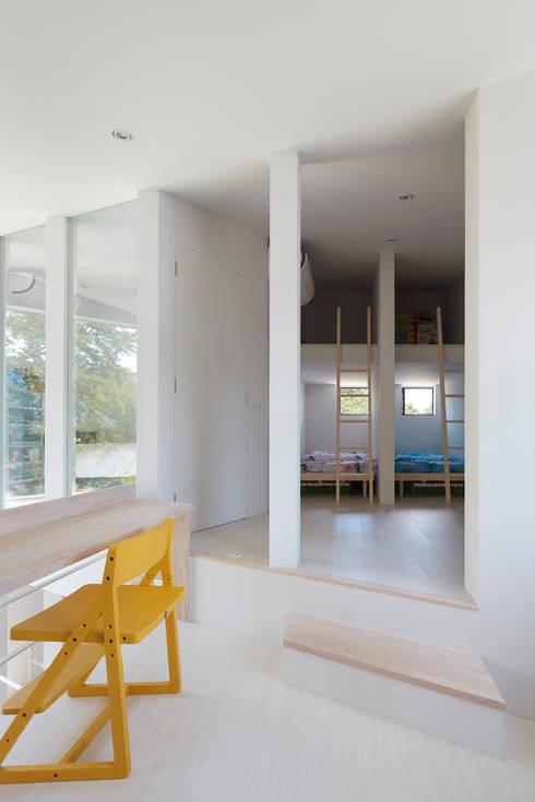 子供部屋: 藤原・室 建築設計事務所が手掛けた子供部屋です。
