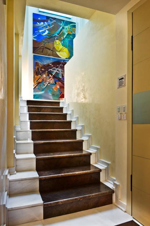 درج تنفيذ Studio Merlini Architectural Concept