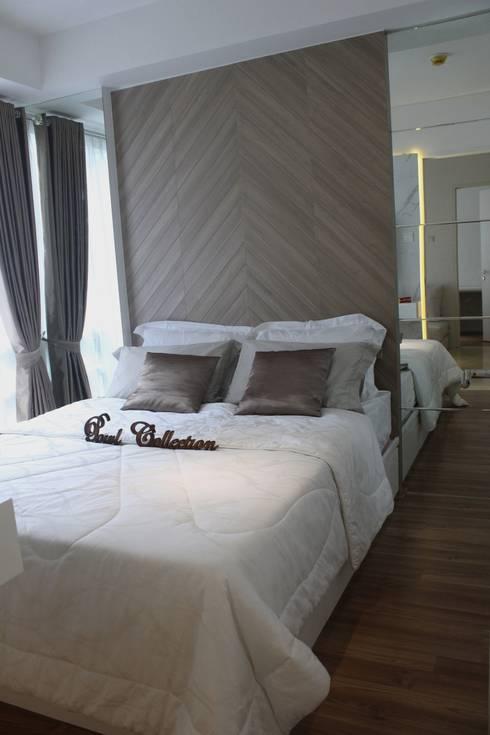 Slaapkamer door POWL Studio