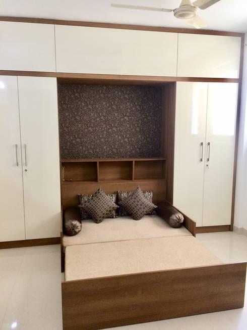 Klassik Landmark:  Bedroom by Design Space