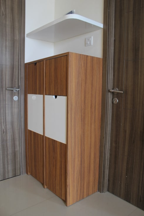 Galeri Ciumbuleuit III - Tipe 3 bedroom:  Household by POWL Studio