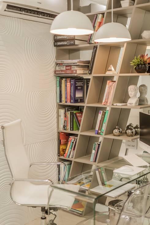 Corporativo: Clínicas  por Studiopar Arquitetura