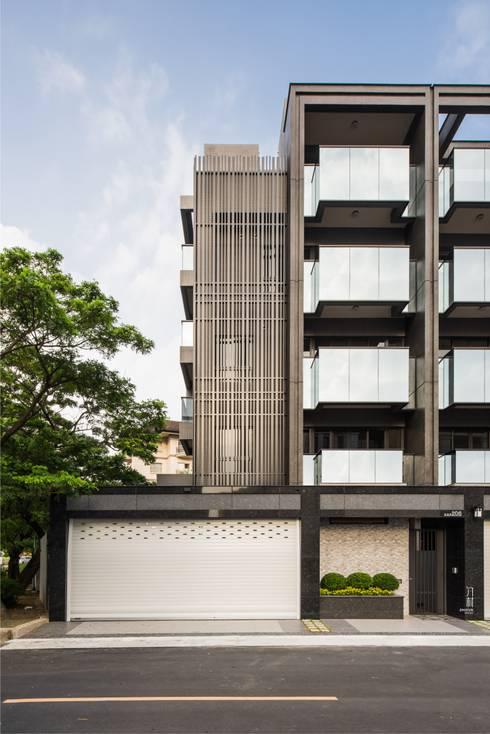 Geschäftsräume & Stores von 竹村空間 Zhucun Design