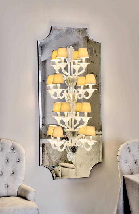Dining room تنفيذ MULTIFORME® lighting