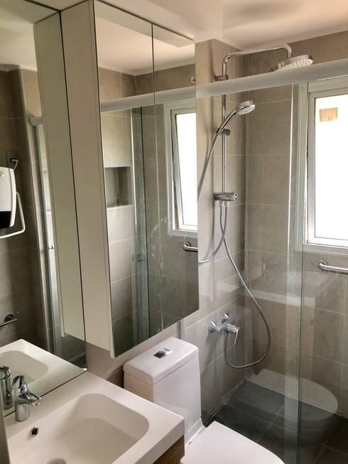 Vista 2: Baños de estilo  por balConcept