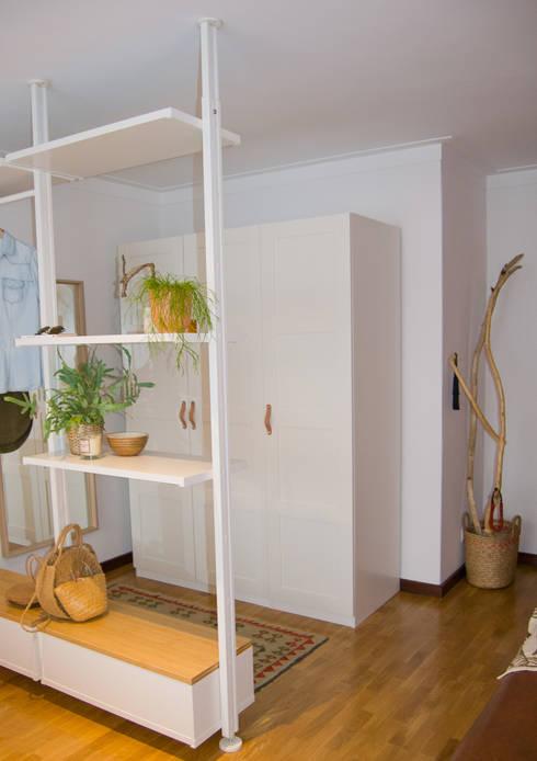 Transformaç u00e3o de sala em quarto com inspiraç u00e3o natural (Vila Nova de Gaia) -> Curso De Decoração De Interiores No Porto
