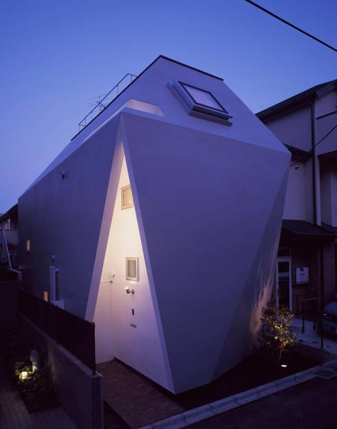Huizen door 山縣洋建築設計事務所