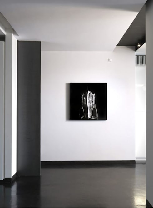 Catullo: Ingresso & Corridoio in stile  di giovanni francesco frascino architetto