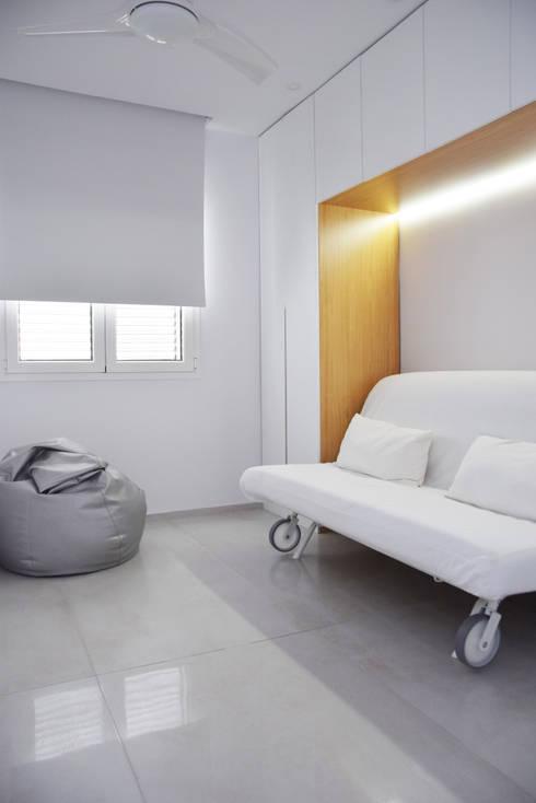 غرف نوم صغيرة تنفيذ SP_Arquitectura