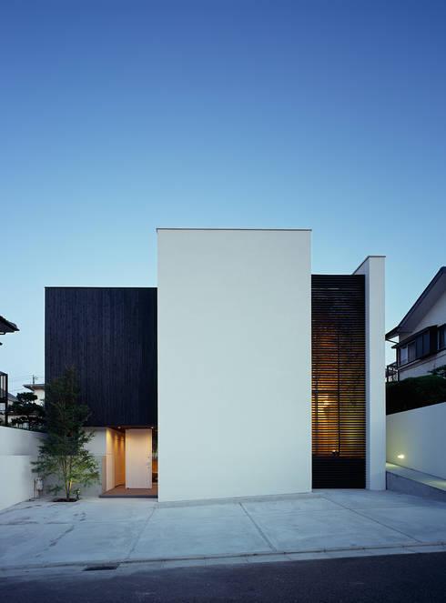 Houses by 松岡淳建築設計事務所