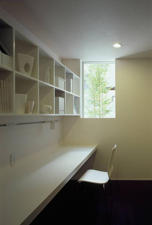 مكتب عمل أو دراسة تنفيذ 松岡淳建築設計事務所