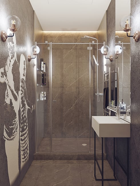 Loft&Home:  tarz Banyo