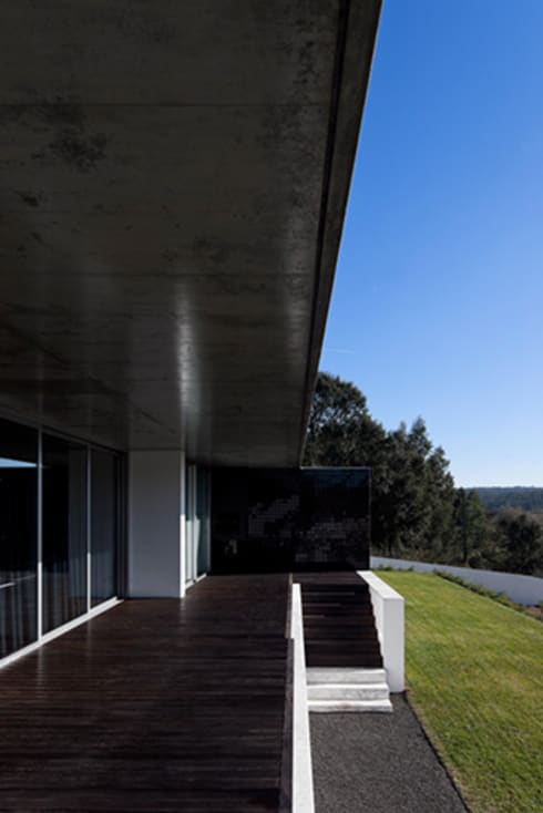 Projecto Xieira I: Terraços  por A2+ ARQUITECTOS