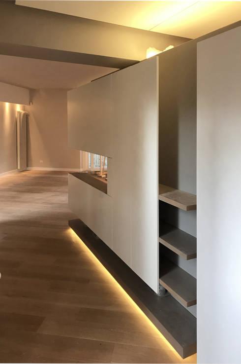 Casa VDN:  in stile  di odap - arch. matteo pavese