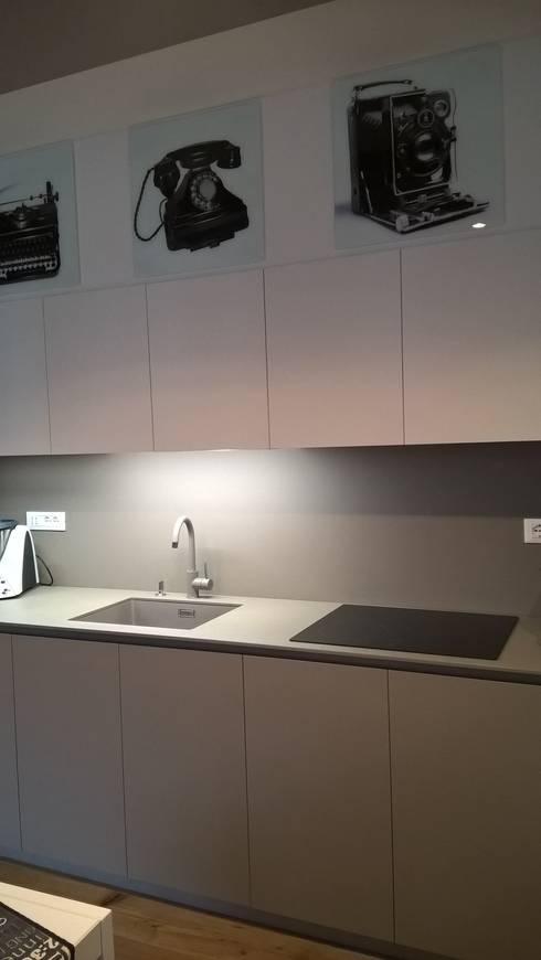 Lavabo: Cucina in stile  di G&S INTERIOR DESIGN